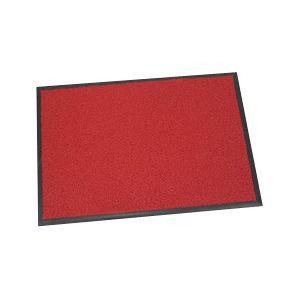 クラウン フロアマット 赤 (CR-FM860-R)  文具・OA機器 文具・事務用品