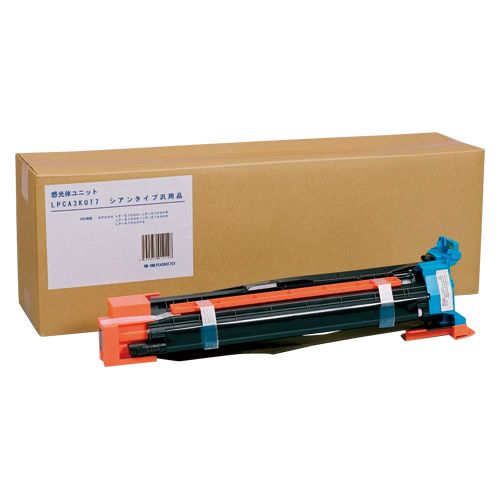 H LPCA3KUT7C感光体ユニット 汎用 シアン (LPCA3KUT7C)  文具・OA機器 文具・事務用品