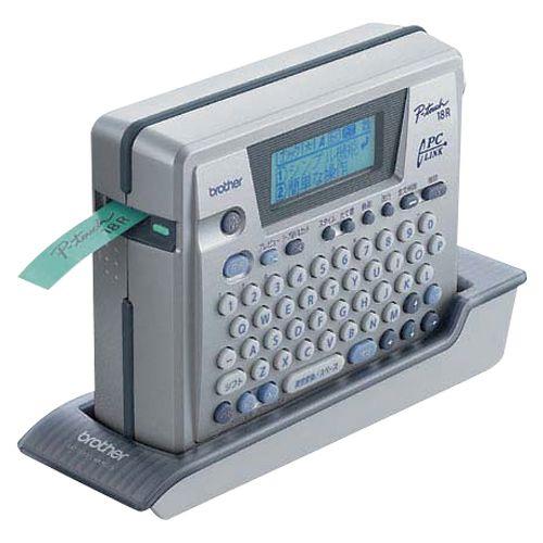 ブラザー ラベルプリンタ P-Touch (P-TOUCH 18R)  文具・OA機器 文具・事務用品