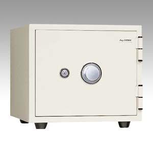 キング工業 耐火金庫 オフホワイト (KS-16SD)  文具・OA機器 文具・事務用品