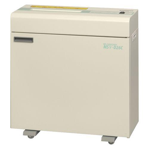明光商会 MSシュレッダー MSV-D26C (MSV-D26C)  文具・OA機器 文具・事務用品