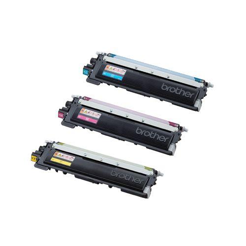 ブラザー トナーカートリッジ 3色入りパック (TN-290CMY)  文具・OA機器 文具・事務用品