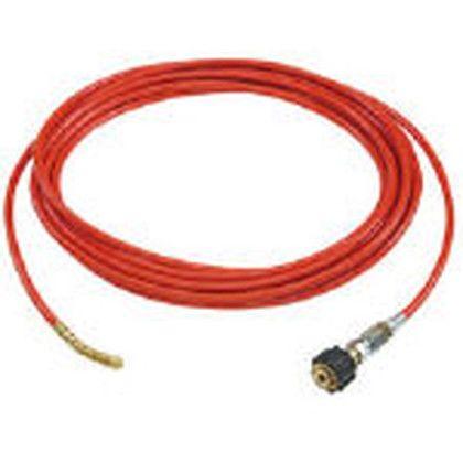 アサダ PU洗管ホース 8/60・8.5/60用 20m Qカプラ (HD00137)