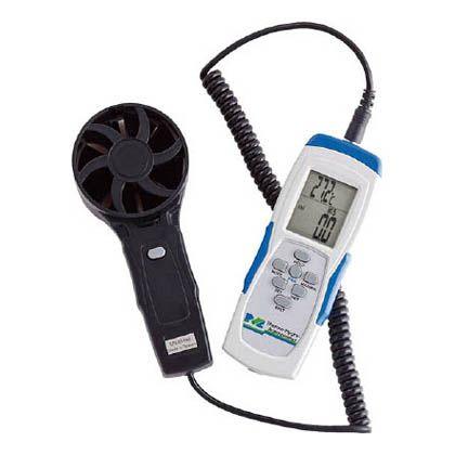 アサダ 風速温湿度計(熱中症指数計付) (MT98653)