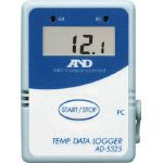 A&D 温度データーロガー4000メモリースタート・セット AD5324SET