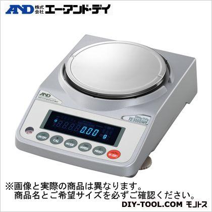 A&D 防塵・防滴型電子天秤(天びん) 分銅内蔵型 (FZ-1200IWP) デジタルはかり はかり