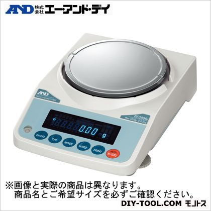 A&D 汎用電子天秤(天びん)  FX-5000I