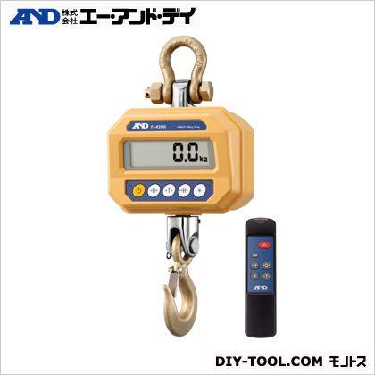 A&D 小型軽量クレーンスケール (FJ-K200I) デジタルはかり はかり