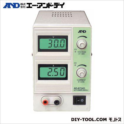 A&D 直流安定化電源  AD8724D