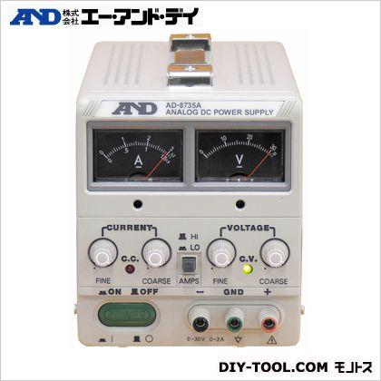 A&D 直流安定化電源  AD8735A