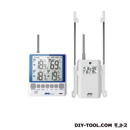 A&D マルチチャンネル温湿度計 AD-5663 1台