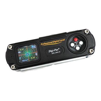 Digi-Pas 精密デジタル水準器 ブラック (DXL-2000XY)