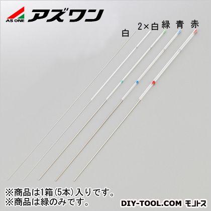 アズワン マイクロピペットオプション 緑 1-2361-03 1箱(5本入)