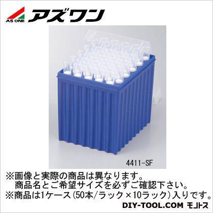 アズワン ピペットチップマクロ 5ml (2-4969-03) 1ケース(50本/ラック×10ラック入)