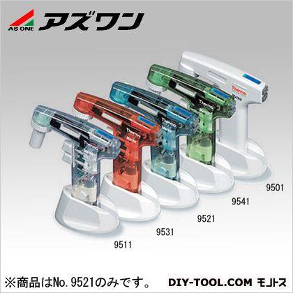 アズワン 電動ハンドピペッター 透明青 1-7072-13