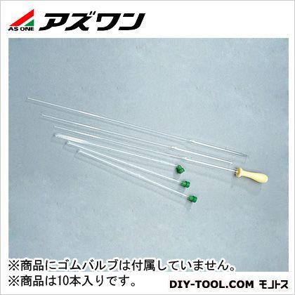 アズワン チューブ用ピペット 230mm 2-5142-01 1箱(100本入)