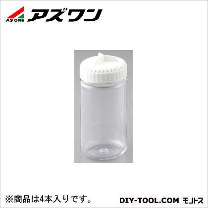 アズワン 遠心瓶 PC製 250ml (1-5545-01) 4本