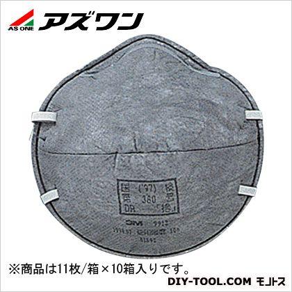 アズワン 使い捨て式防塵マスク  9-023-51 11枚/箱×10箱入