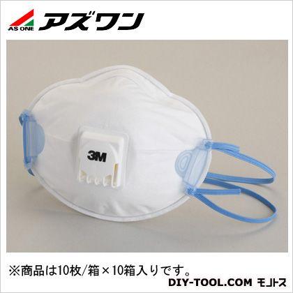 アズワン 使い捨て式防じんマスク  9-021-55 10枚/箱×10箱入