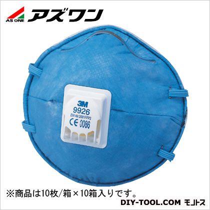 アズワン 使い捨て式防じんマスク (1-5598-51) 10枚/箱×10箱入