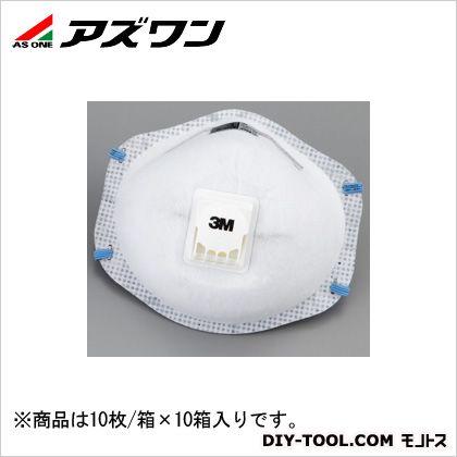 アズワン 使い捨て式防じんマスク (1-7831-51) 10枚/箱×10箱入