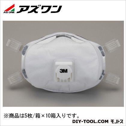 アズワン 使い捨て式防じんマスク (9-027-57) 5枚/箱×10箱入