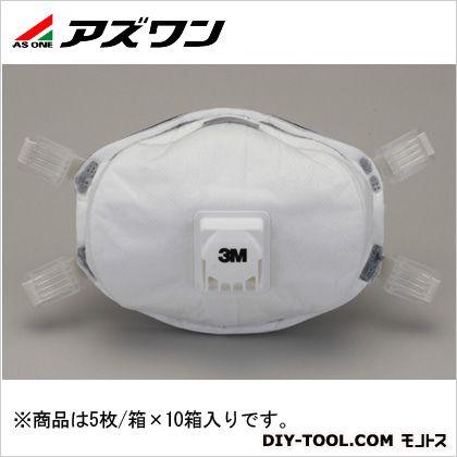 アズワン 使い捨て式防じんマスク (1-4962-51) 5枚/箱×10箱入