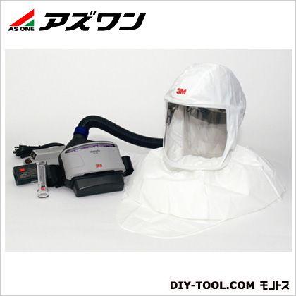 アズワン 電動ファン付呼吸用保護具  2-5127-01