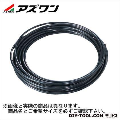 アズワン 導電PTFEチューブ 10m 1-9333-03