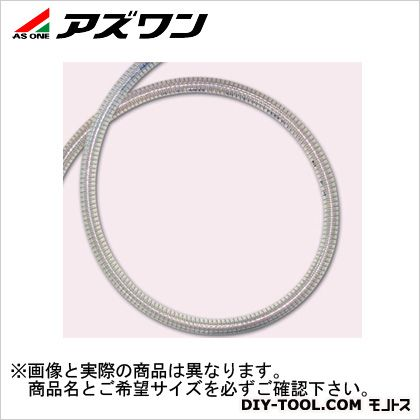 アズワン 柔軟フッ素ホース スプリング 20m (1-9510-02)