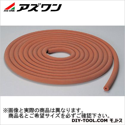アズワン シリコン排気用ゴム管 1m (6-590-36)