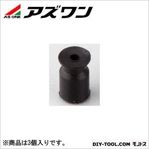 アズワン バキュームピンセット交換パット φ3.5mm (9-5620-11) 3個
