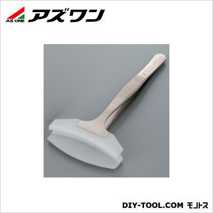 アズワン フラットピンセット 150mm (1-6662-02) 1本