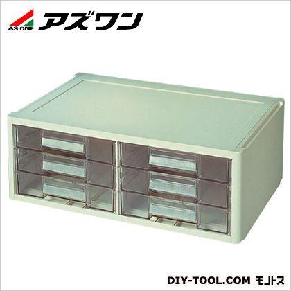アズワン ワーキングボックス 498×336×185mm (3-261-03) 1個