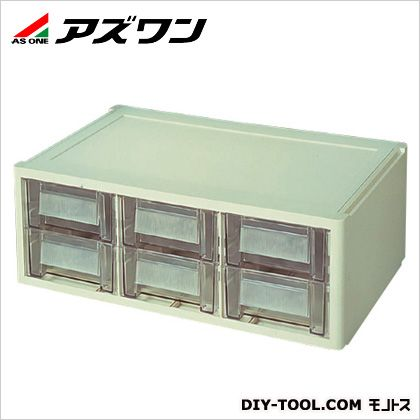 アズワン ワーキングボックス 498×336×185mm (3-261-06) 1個