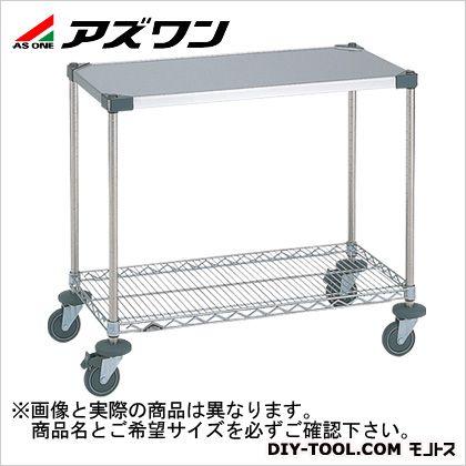 アズワン ワーキングテーブル 1型 911×461×815mm (3-417-07) 1組