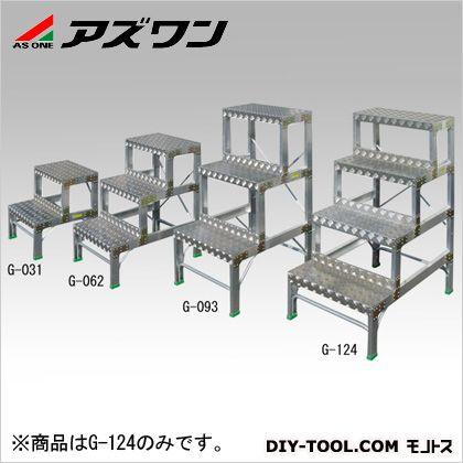 アズワン 作業用踏台 600×1060×1200mm (1-3641-04)