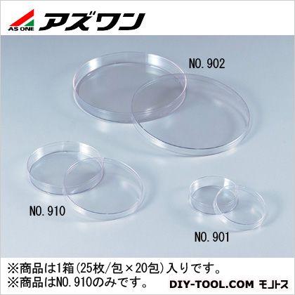 アズワン 滅菌シャーレ 電子線滅菌  6-8627-01 1箱(25枚/包×20包入)