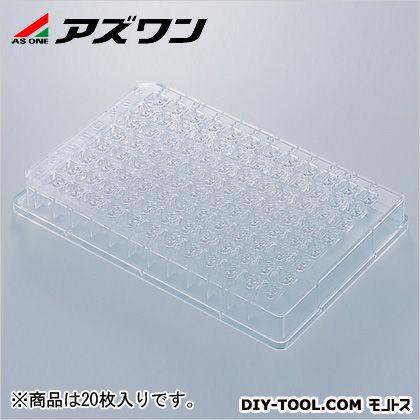 アズワン タンパク質結晶化プレート (2-7215-04) 20枚