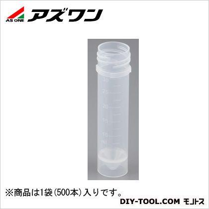 アズワン サンプルチューブ φ25.3×111mm30ml (2-3837-05) 1袋(500本入)