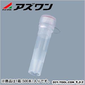 アズワン スクリューチューブ φ13×46mm1.5ml (1-8547-03) 1箱(500本入)