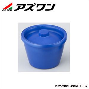 アズワン アイスバケツ 青 φ270×190mm4L (1-1729-01)