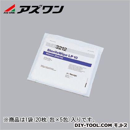 アズワン 滅菌ワイパー 12''×12'' (1-7695-02) 1袋(20枚/包×5包入)