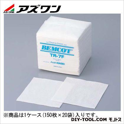 アズワン ベンコット 250×250mm (9-5303-01) 1ケース(150枚/袋×20袋入)