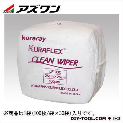 アズワン クリーンワイパー (1-2369-03) 1袋(100枚/袋×30袋入)