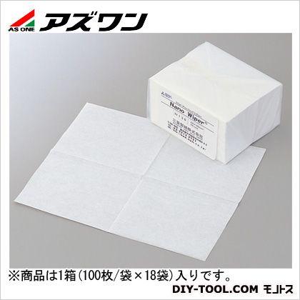 アズワン ナノワイパー 220×250mm (1-4880-01) 1箱(100枚/袋×18袋入)