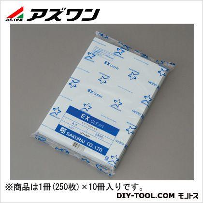 アズワン EXクリーンペーパー A4 (1-6202-01) 250枚×10冊