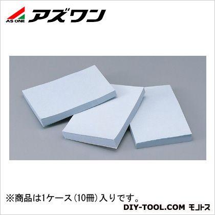 アズワン クリーンルームふせん紙 76×102mm (1-6922-01) 1ケース(10冊入)
