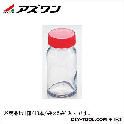 アズワン 規格瓶SCC 108ml (5-2202-06) 1箱(10本/袋×5袋入)