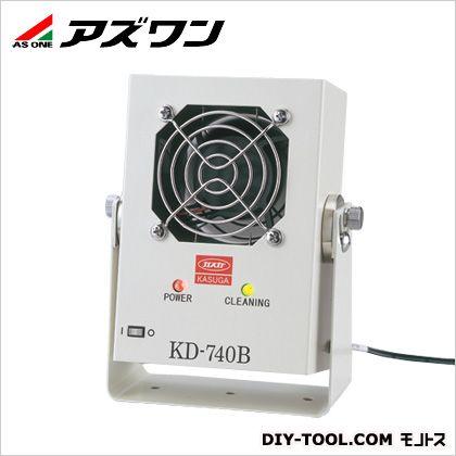 アズワン 直流送風式除電器 113×49×138mm (1-8332-03) 1個